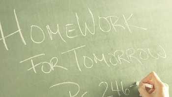 Homework for Tomorrow 010814.jpg