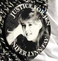Jennifer Lynn Fay – a blue-eyed girl with strawberry blonde hair – went missing from Brockton's north side on Nov. 14, 1989. She was 16.