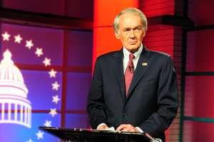 Massachusetts Sen. Edward Markey was elected to the Senate in 2013, so he has not yet been ranked.