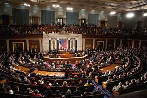 The current salary (2013) for rank-and-file members of the House is $174,000 per year.
