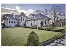 54 Oakridge Terrace is on the market in Lynnfield for $1.28 million.