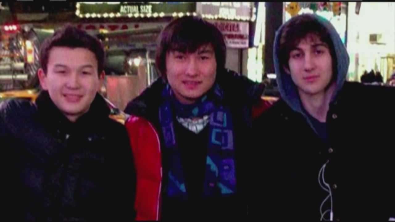 Tsarnaev friends' trial set for June