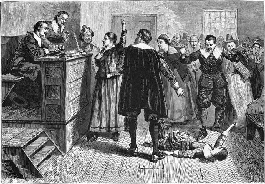 52 original documents pertaining to the Salem witch trials of 1692 have been preserved and are still stored by the Peabody Essex Museum in Salem.
