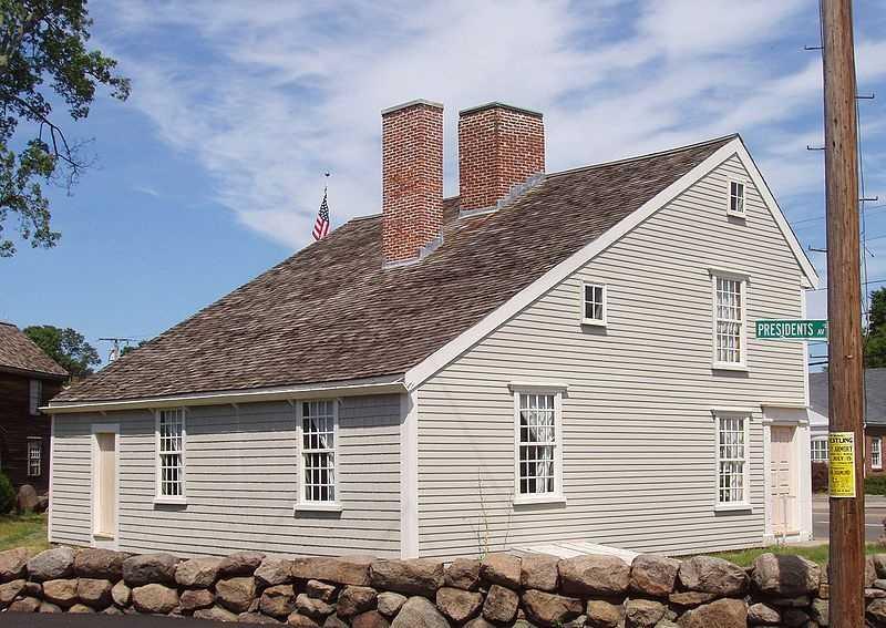 Norfolk County is the birthplace of four United States presidents: John Adams, John Quincy Adams, John Fitzgerald Kennedy and George Herbert Walker Bush.