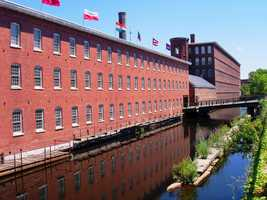 The American industrial revolution began in Lowell. Lowell was America's first planned industrial city.