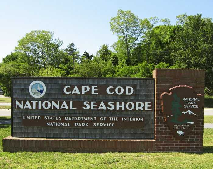 The creation of the Cape Cod National Seashore, which was formerly private town and state owned land, marked the first time the federal government purchased land for a park.