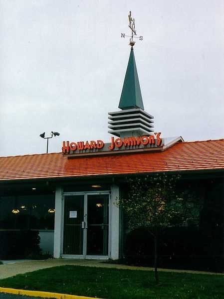 Quincy boasts the first Howard Johnson's (not seen here.)