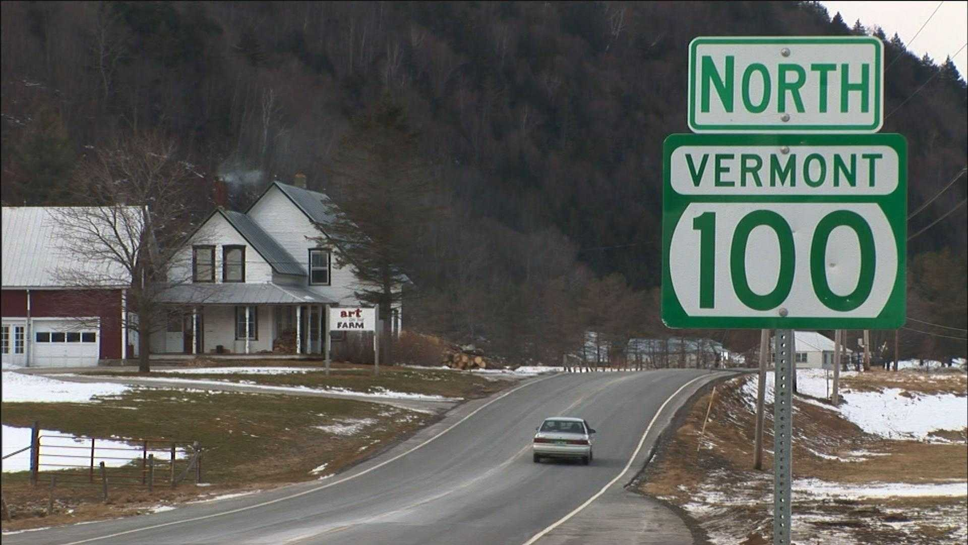 Wednesday, January 22: Main Streets and Back Roads: Vermont's Route 100