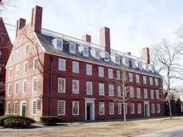 Harvard was the first college established in North America. Harvard was founded in 1636.
