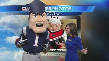 Don't forget to send in your Pats' Pride photos! Click here to upload your photos and video.