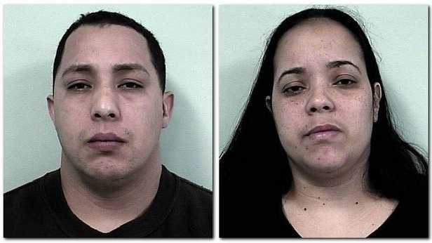 Jose Carrasquillo and Jennifer Rodriguez 011914