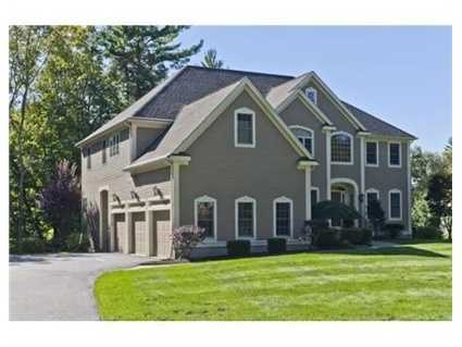 Beautiful Colonial w/contemporary flair offering a unique open floor plan for today's discriminating home buyer!