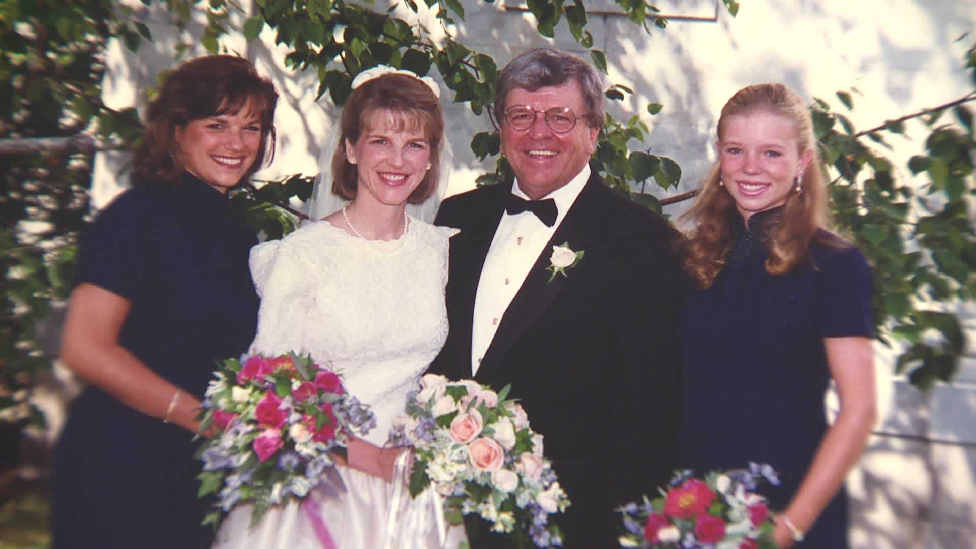 Chet Curtis with Daughter at Wedding 012414