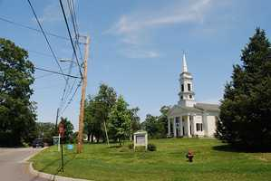 #34 Sherborn had 70 households with adjusted gross incomes of $1 million or more according to preliminary 2011 Department of Revenue tax data.