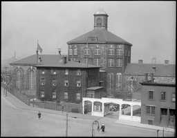 In later years, executions were often carried out at the state prison in Charlestown.