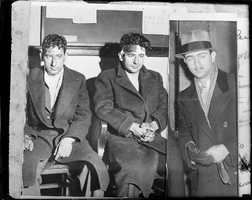 On Jun. 7, 1935, the Millen brothers and Faber were executed at the state prison at Charlestown.