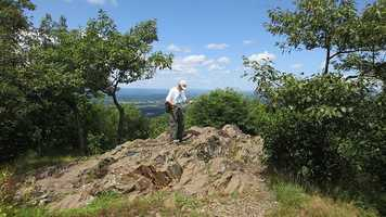The summit of Mt. Holyoke is accessible by walking the road or hiking along the trails year-round. The population in Hadley is 5,250, an increase of 10% since 2000.