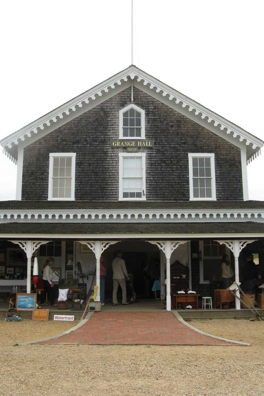 Located on Martha's Vineyard, and the only top 25 town in Dukes County, West Tisbury had 36 home sales in 2013, an increase of 44% compared to 2012 when there were 25 sales. West Tisbury is a popular tourist town, with its scenic beaches and rich farm land.