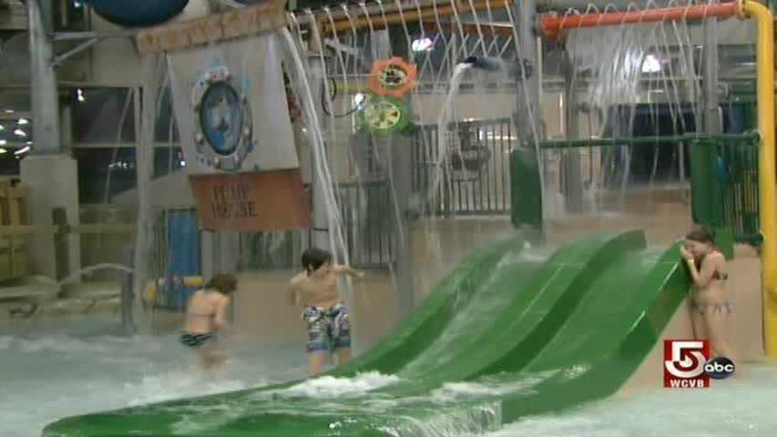 "The Pump House's  ""Adventure River"" has wave machines and propulsion pumps."