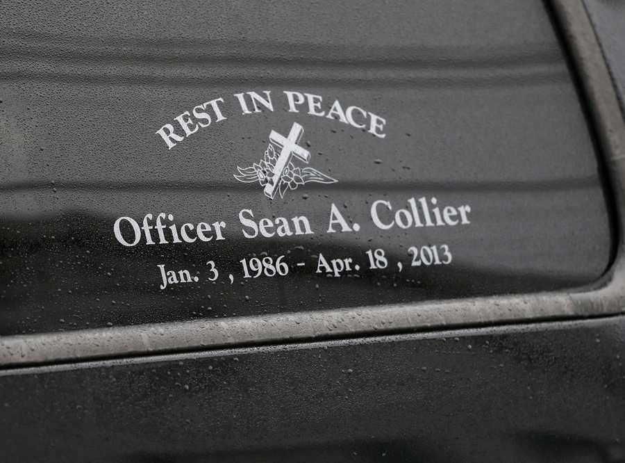"""""""Dzhokhar Tsarnaev murdered Officer Sean Collier, a law enforcement officer who was engaged in the performance of his official duties at the time of his death,"""" the government said."""