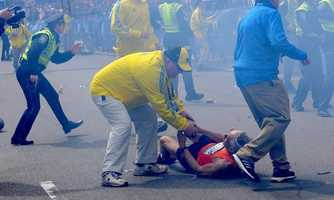 """""""Dzhokhar Tsarnaev targeted the Boston Marathon, an iconic event that draws large crowds of men, women and children to its final stretch, making it especially susceptible to the act and effects of terrorism,"""" the government charged."""