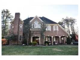 182 Bay Colony Drive is on the market in Westwood for $2.2 million.