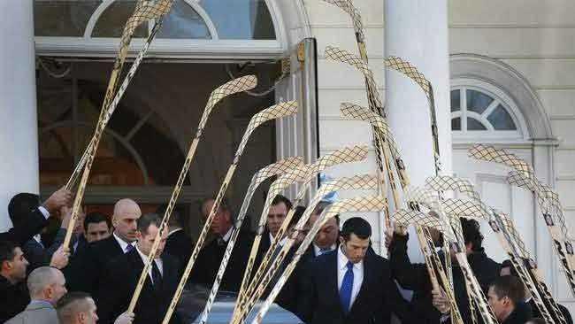Zip Line death funeral