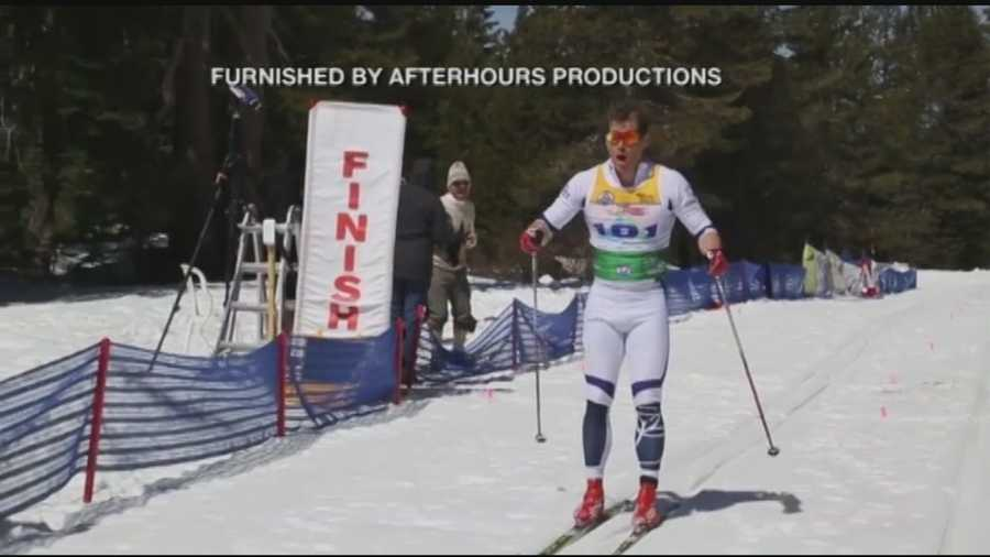 Kris Freeman, of Concord, N.H., is a cross-country skier. He competed in the Winter Olympics for the first time in 2002.