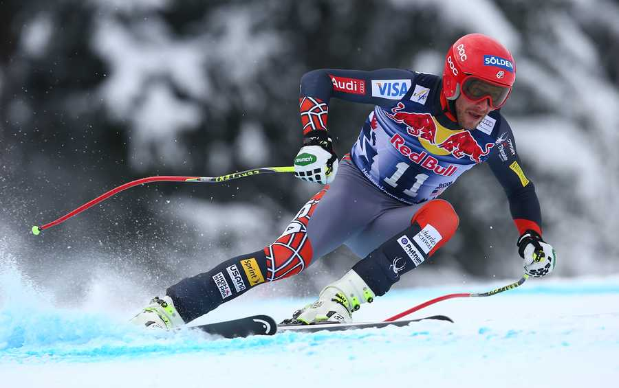 Bode Miller, of Easton, N.H., is a skier.