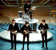 The Beatles performed in the studio that is now home to the David Letterman show.