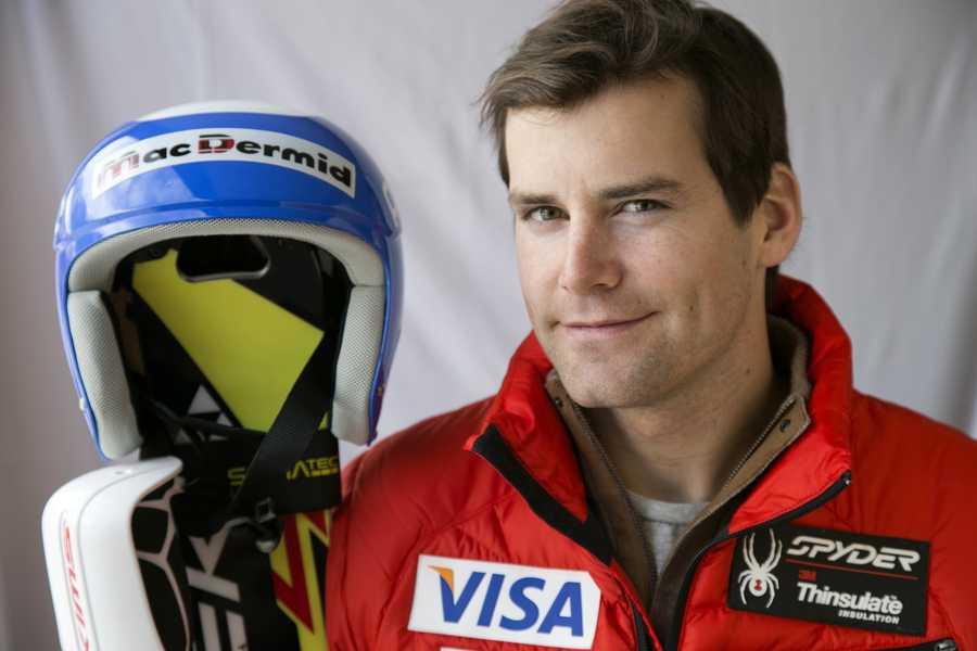 Nolan Kasper, of Warren, Vt., is a skier.