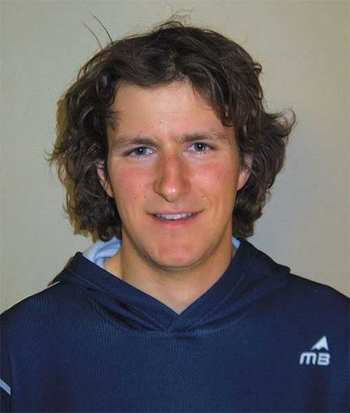 Russell Currier, of Stockholm, Maine, is competing in the biathlon.
