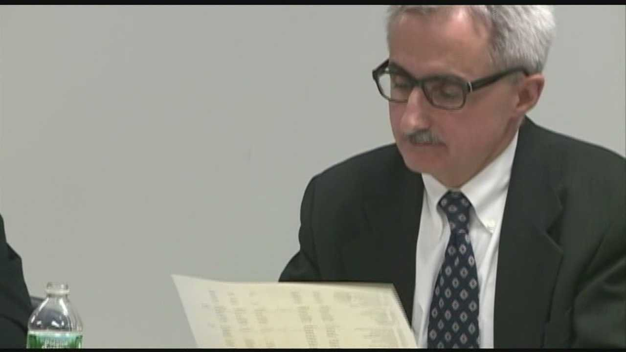 Nashua police commissioner resigns