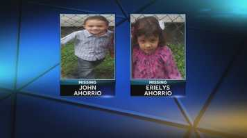 Two young Pennsylvania children who were abducted at gunpoint triggering a multistate Amber Alert have been found safe, according to police.