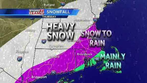 2.11 Tuesday rain snow line map