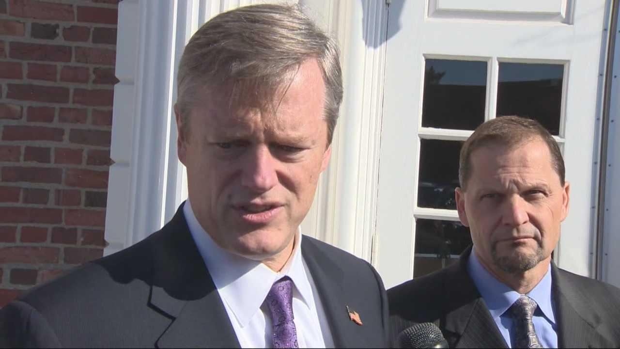 Baker targeted after calling for resignation of DCF commissioner