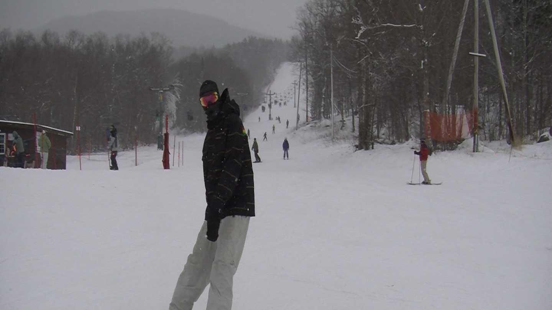 Generic ski, snowvboard