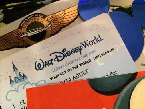 Disney often offers package deals that include on-property room and tickets, but it's not always the cheapest option.