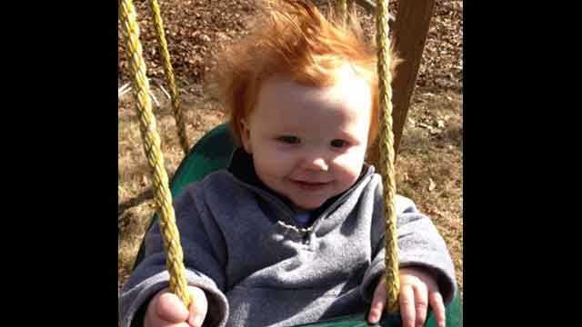 Lucas Yarmouth toddler