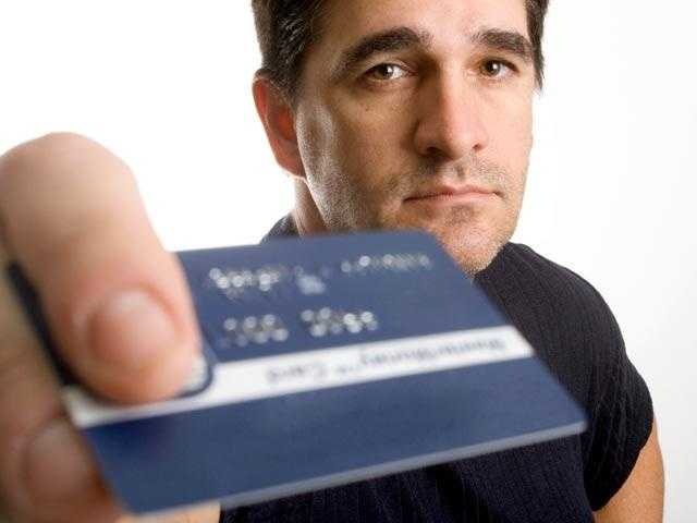 4.) Making payments using credit cards.