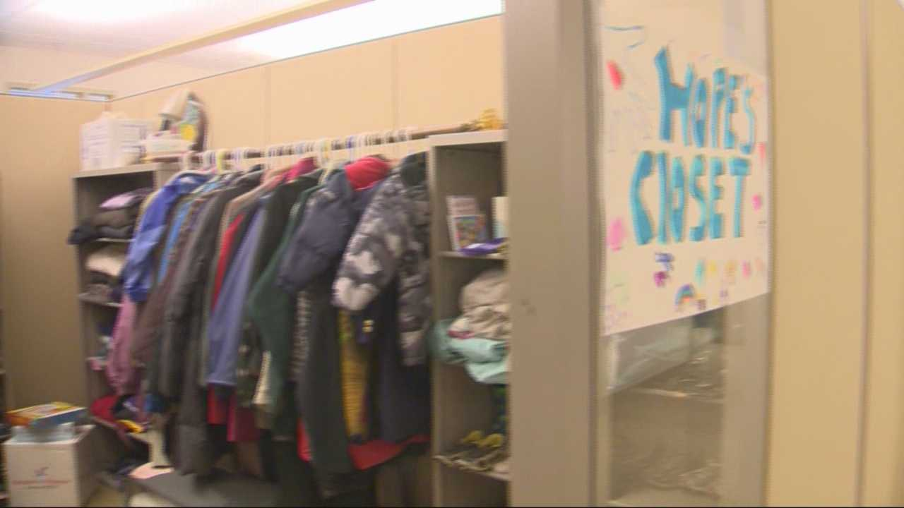 Hope's Closet offers free clothes, goods to probationers