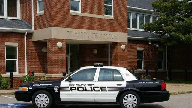 Plymouth Police Cruiser 0219.14