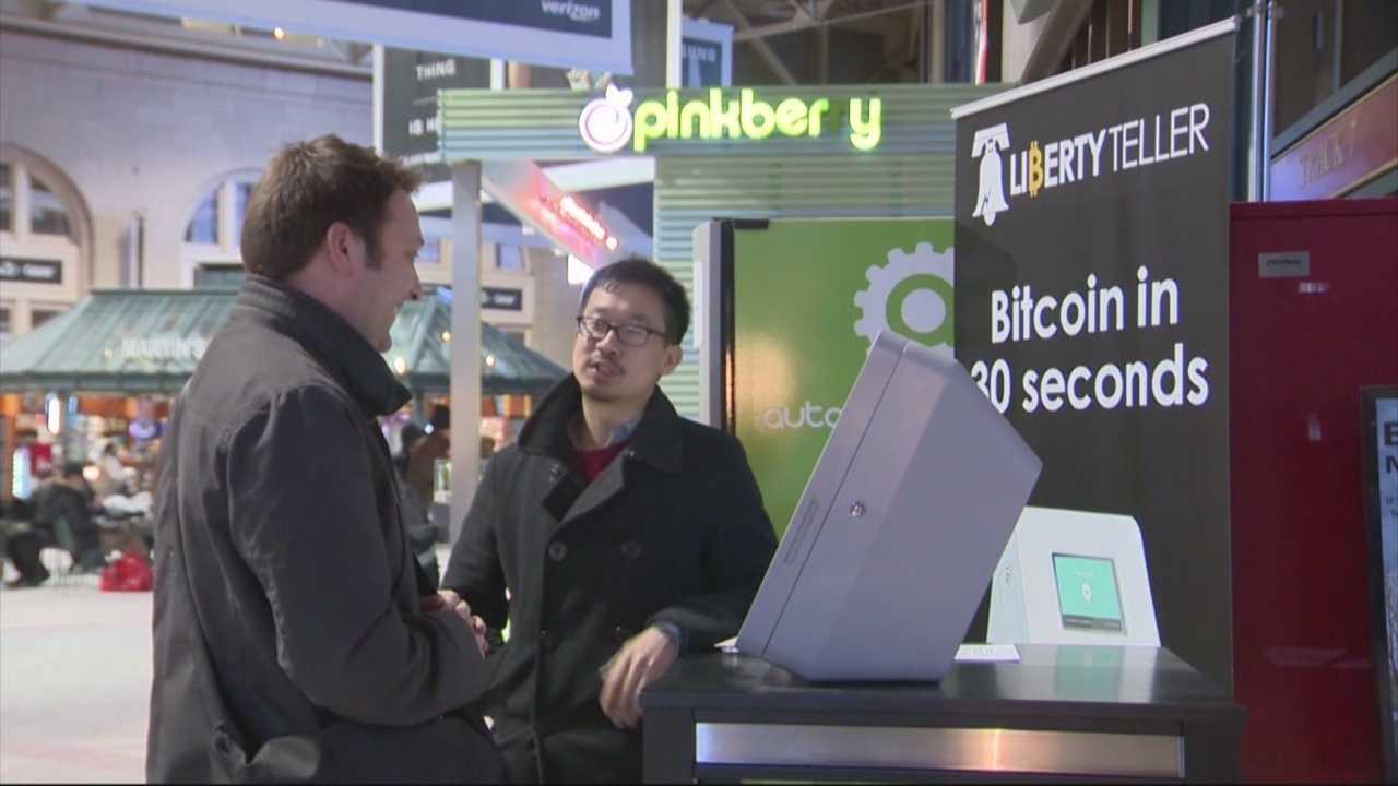 Bitcoin in Boston