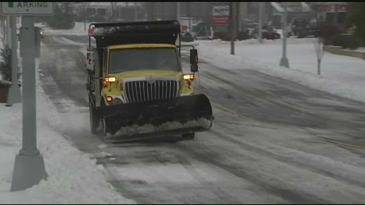 Winter Storm's costly effect on city's budget