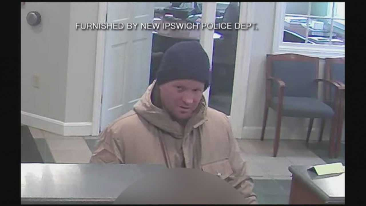 New Ipswich Police Investigate Bank Robbery