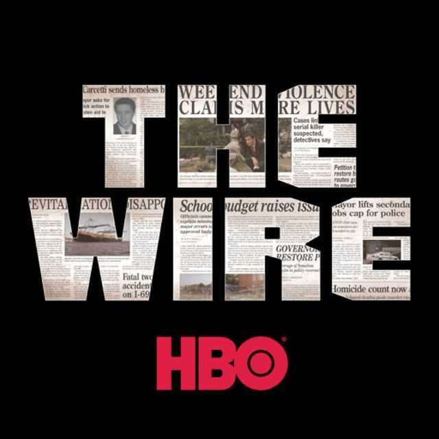 """Erika has fallen victim to binge television watching. It all started with HBO's """"The Wire."""""""