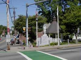 #32 Weymouth. The median price for a single family home in 2013 was $290,000.