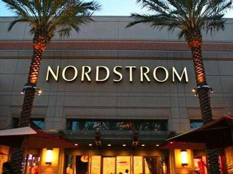 3.) Nordstrom