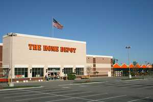 7.) The Home Depot (tie)