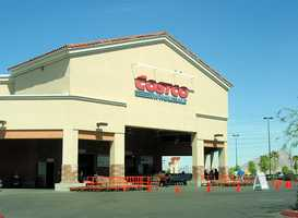 Costco focuses on selling products at low prices, often at very high volume.